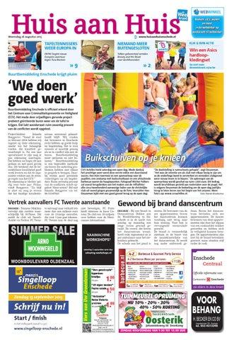 dde03fe2fef Huis aan Huis week35 by Wegener - issuu