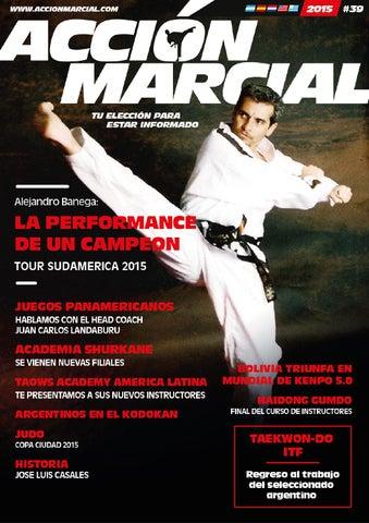 Revista 39 Accin Marcial By Accin Marcial Tu