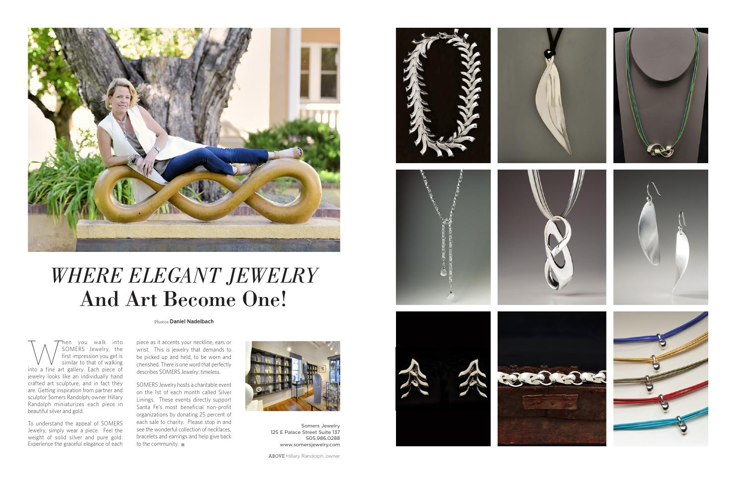 WHERE ELEGANT JEWELRY AND ART BECOME ONE! by Fine Lifestyles - issuu