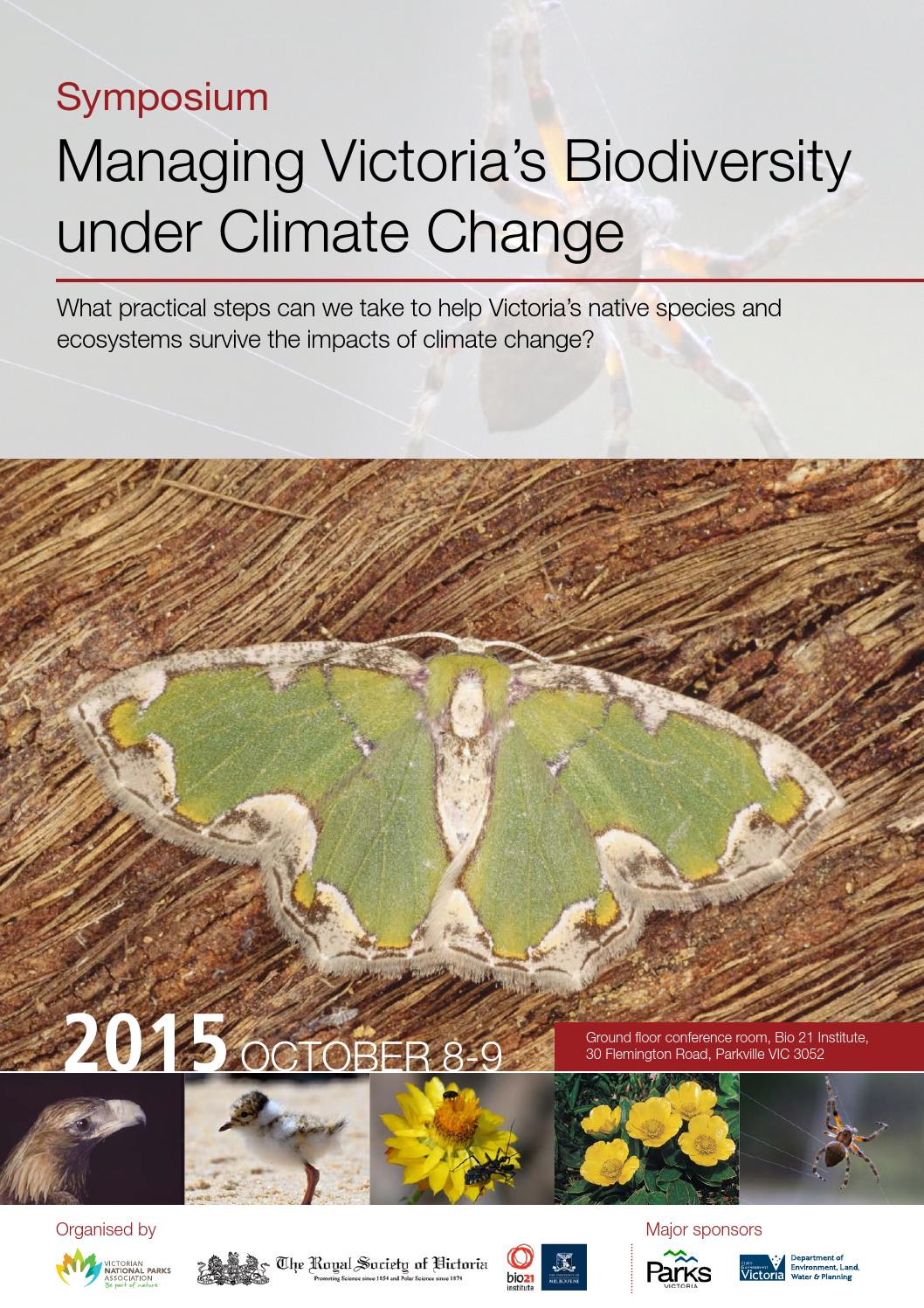 climate change and tropical biodiversity essay