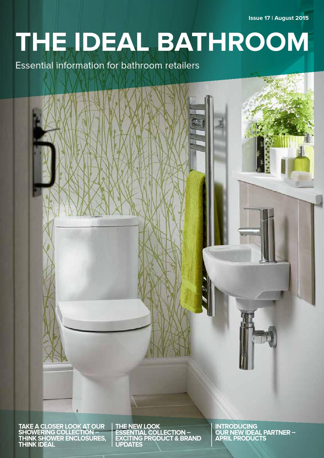 The Ideal Bathroom Magazine 17 by Ideal Bathrooms - issuu on bathroom symbols, bathroom concepts, bathroom cabinets, bathroom dimensions code, bathroom hotel, bathroom accessories product, bathroom standards, bathroom dresser, bathroom illusions, bathroom interior colors,