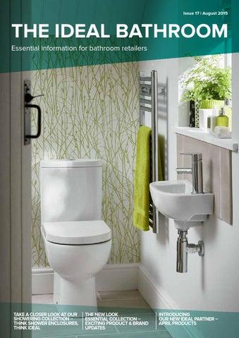 The Ideal Bathroom Magazine 17 By Bathrooms