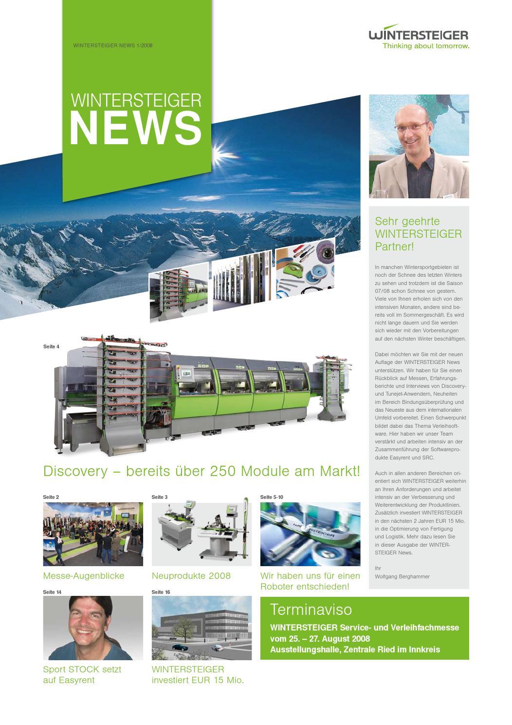 0801_WI_News by Wintersteiger AG issuu