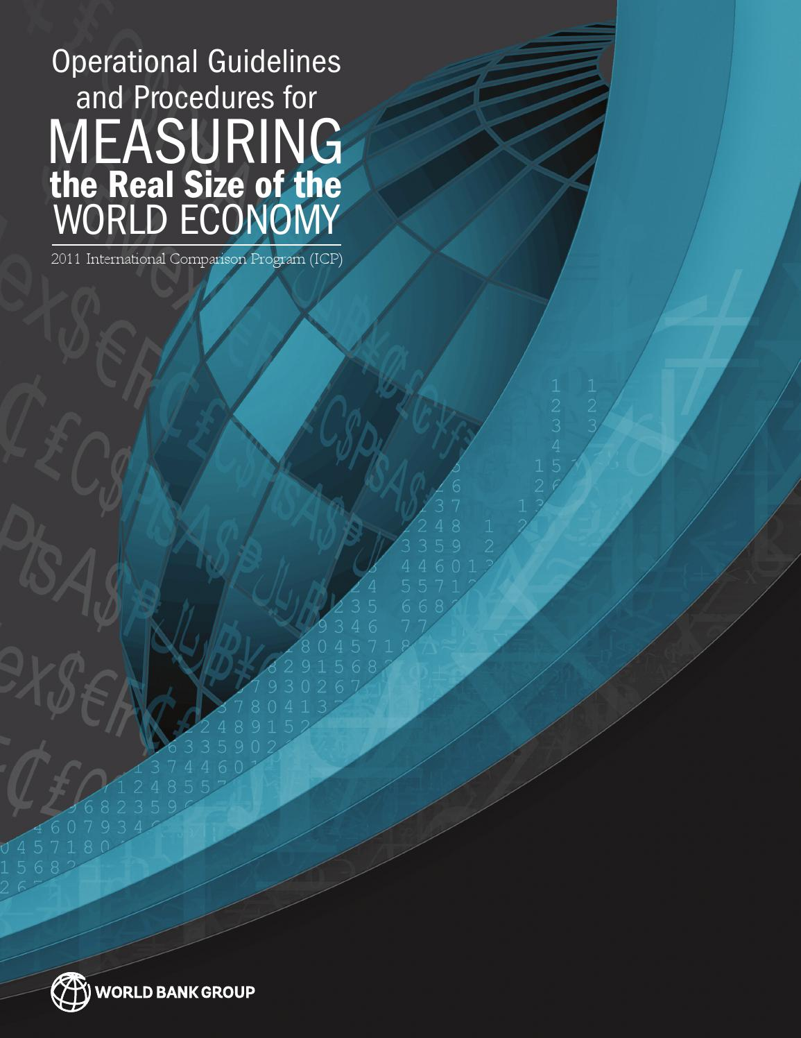 Operational guidelines and procedures for measuring the real size ...