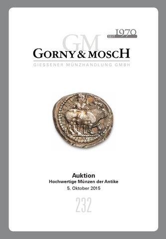 Gorny and mosch аукцион владыка палпатин