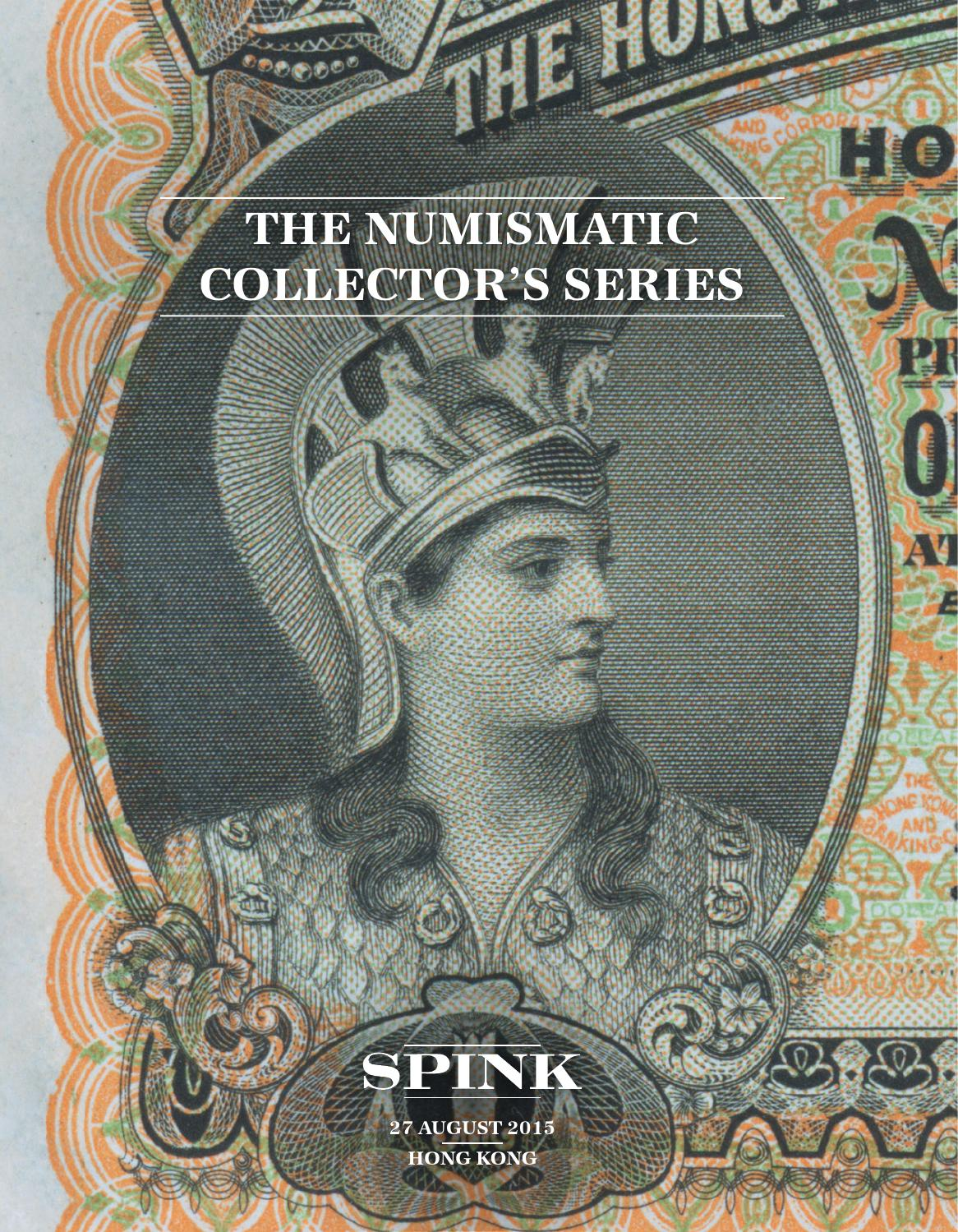 The Numismatic Collector's Series Sale by Spink and Son - issuu