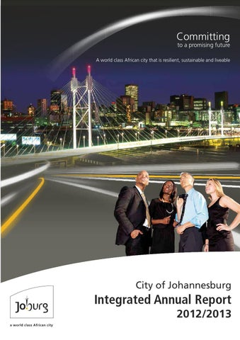 Annexure b 2 by city of johannesburg joburg issuu committing to a promising future malvernweather Gallery