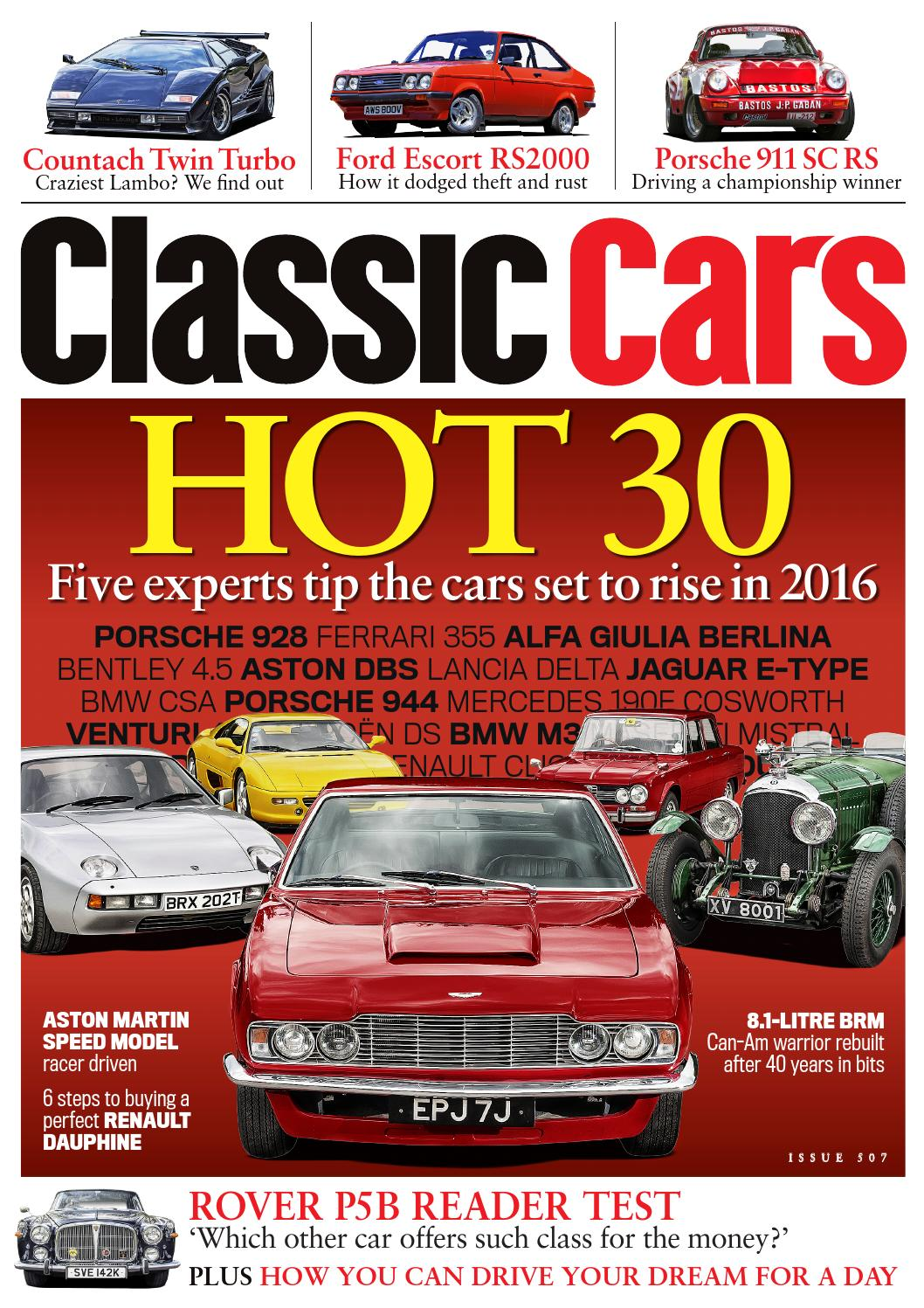 Classic Cars Magazine October By Classic Cars Magazine Issuu