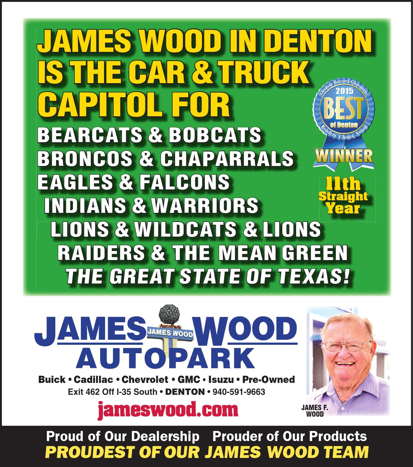 Denton Record Chronicle Football 2015 By Larry Mcbride Issuu