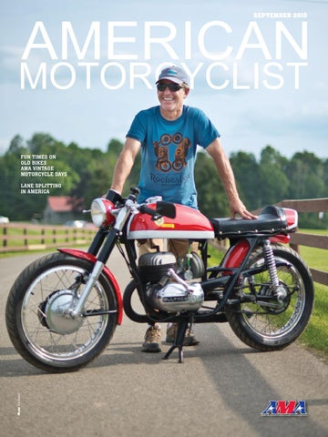 American Motorcyclist September 2015 Street (preview version