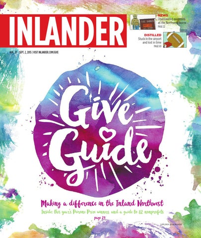 Inlander 08272015 By The Inlander Issuu