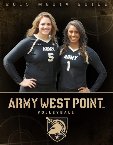 2015 Volleyball Media Guide By Army West Point Athletics Issuu