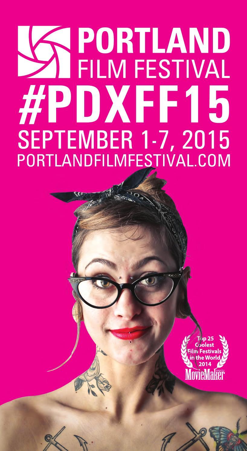 2015 Portland Film Festival Program #PDXFF15 by Portland Film ...