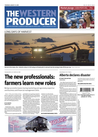 The western producer august 27 074f269b8077