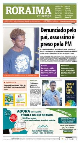 e48985a6d Jornal roraima em tempo – edição 125 – período de visualização ...