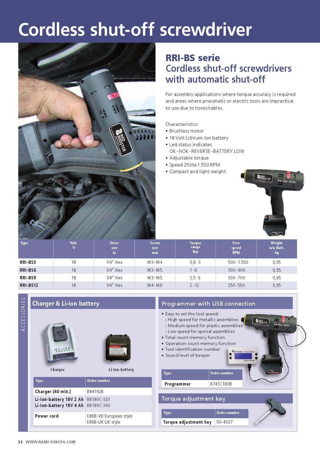 Rami Yokota Air tools catalogue by Rami Yokota - issuu