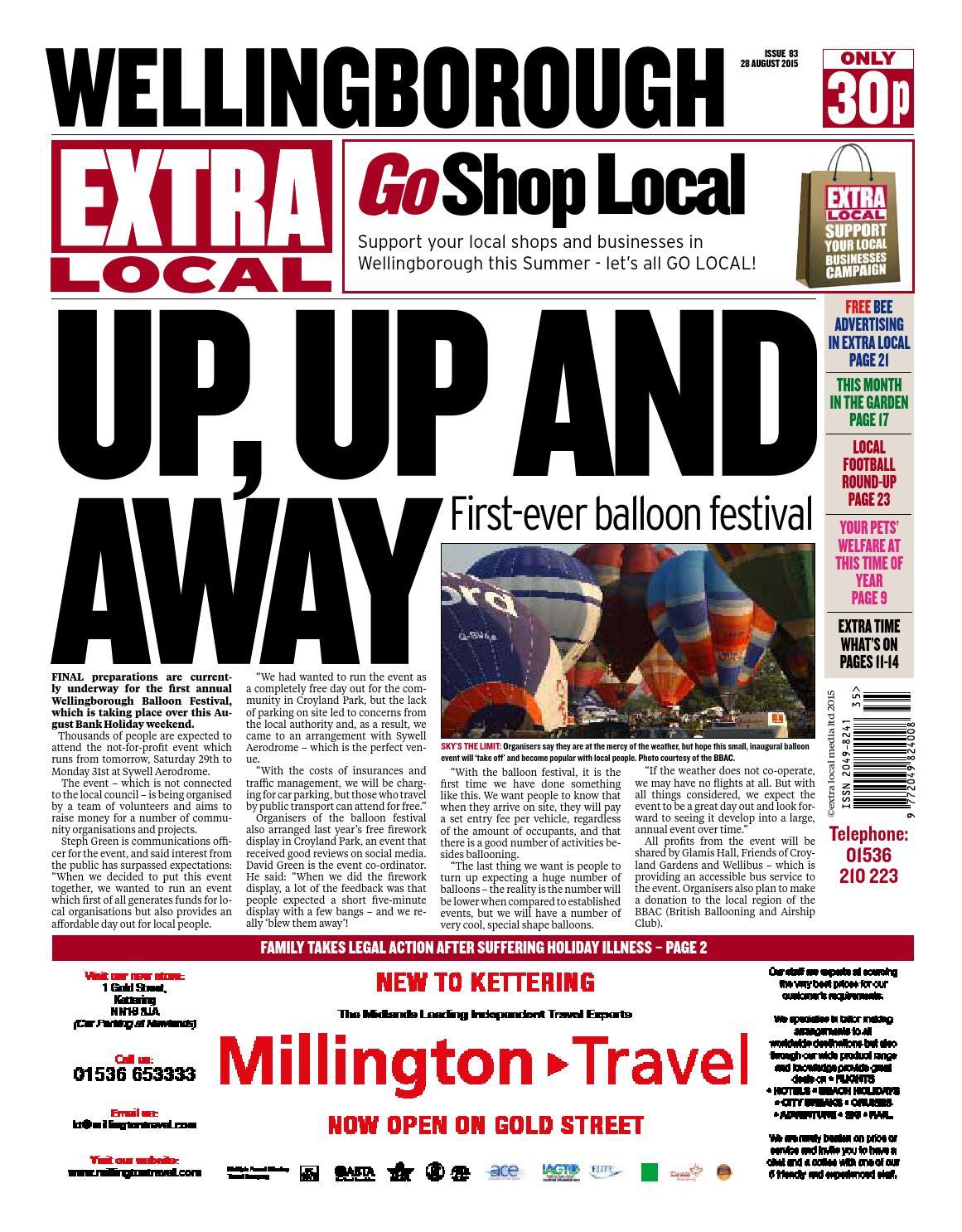 5e0333e19 Wellingborough 28 8 15 by Extra Newspapers - issuu