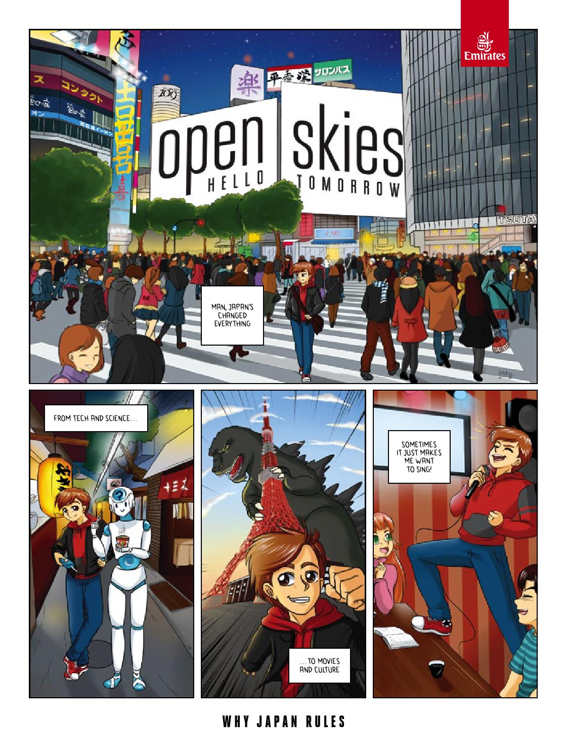 Open Skies | September 2015 by Motivate Publishing - issuu