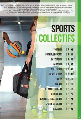 ec1c35af2b0d Le sport collectif n est pas une mince affaire pour les débutants. Ballons  qui tombent des mains ou diffciles à manier, chocs, déséquilibres   les  enfants ...