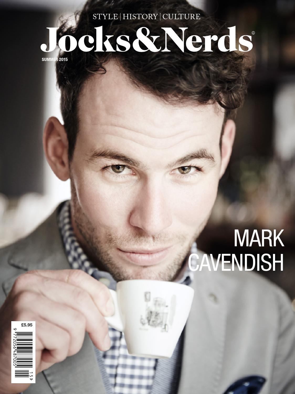 Jocks&Nerds Issue 15, Summer 2015 by Jocks&Nerds Magazine - issuu