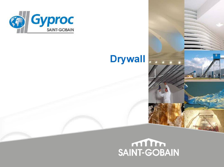 Drywall - Types of Drywall - Saint Gobain Gyproc by Supriya