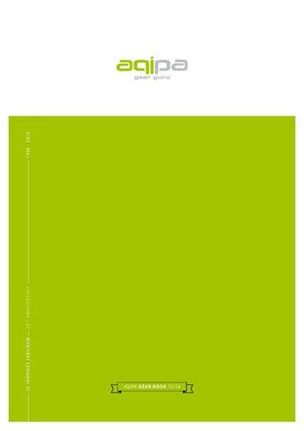 Aqipa Gear Book 15 16 by Stephan Tiefenthaler - issuu 5243374a5d