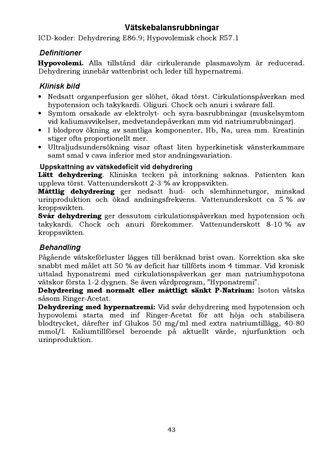 Akut internmedicin uppl 6 master 6 till tryck by Gunnar Borg ...