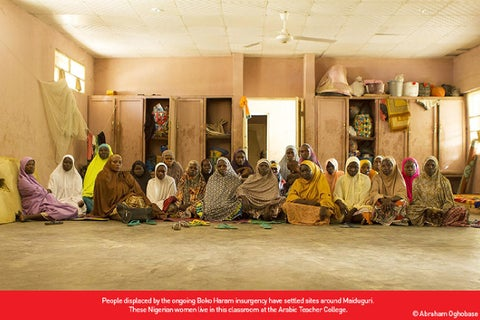 Crisis And Development The Lake Chad Region And Boko Haram By
