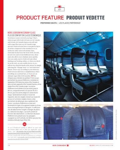 wholesale dealer a5d54 e48ec Air Canada enRoute — September   septembre 2015 by Spafax - issuu
