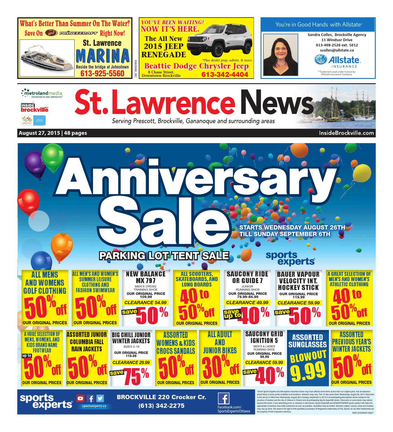 Stlawrence082715 by metroland east st lawrence news issuu fandeluxe Gallery