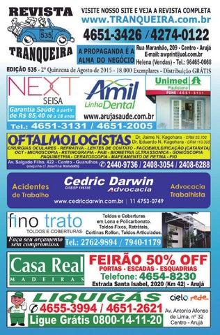 6e74b6bbc Revista Tranqueira - Edição 535 by Revista Tranqueira - issuu