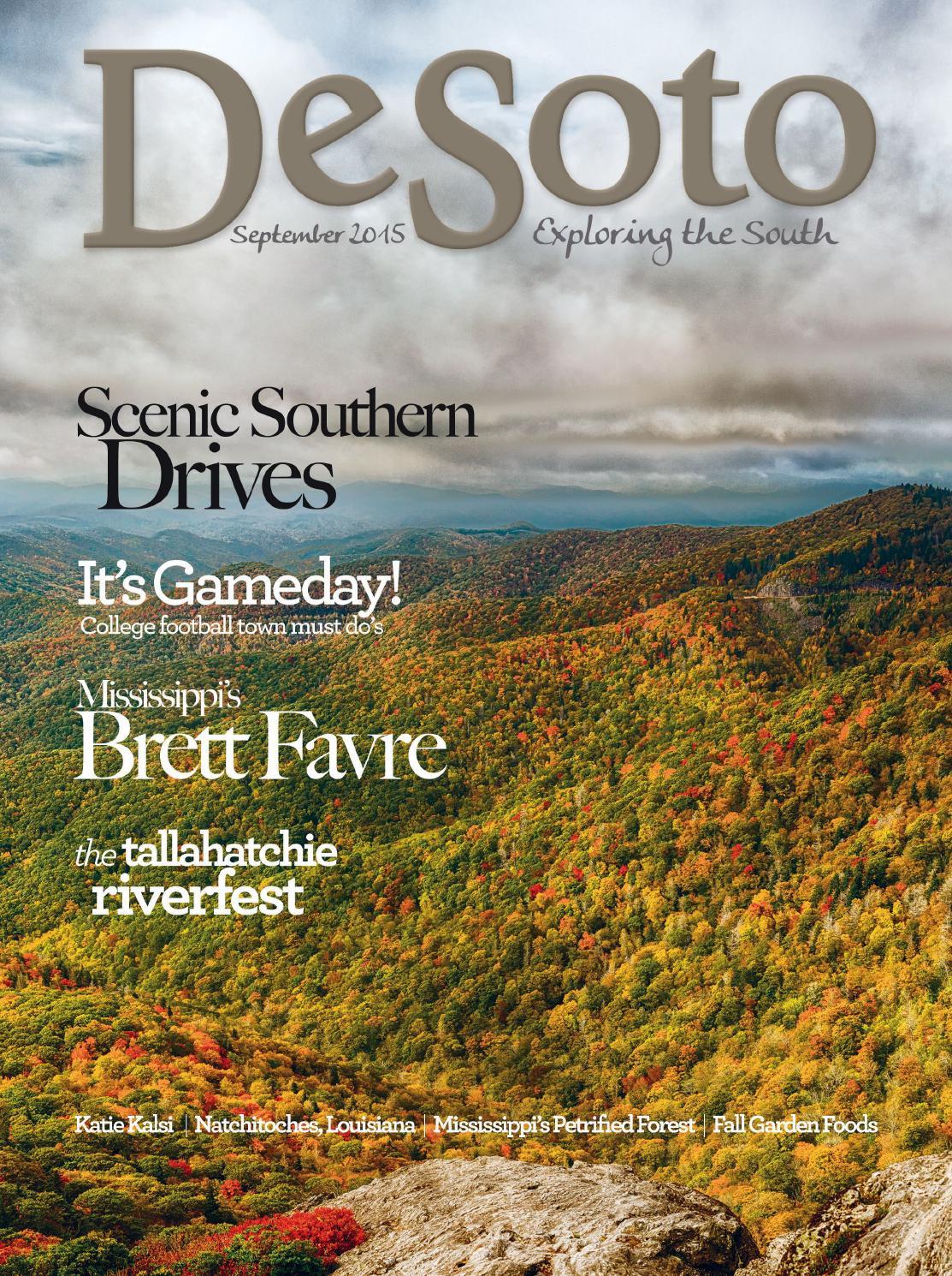 DeSoto Magazine September 2015 by DeSoto Magazine | Exploring the ...