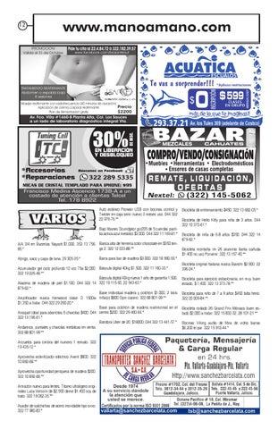 193e3714a6 Publicidad 985 by MANO A MANO - issuu