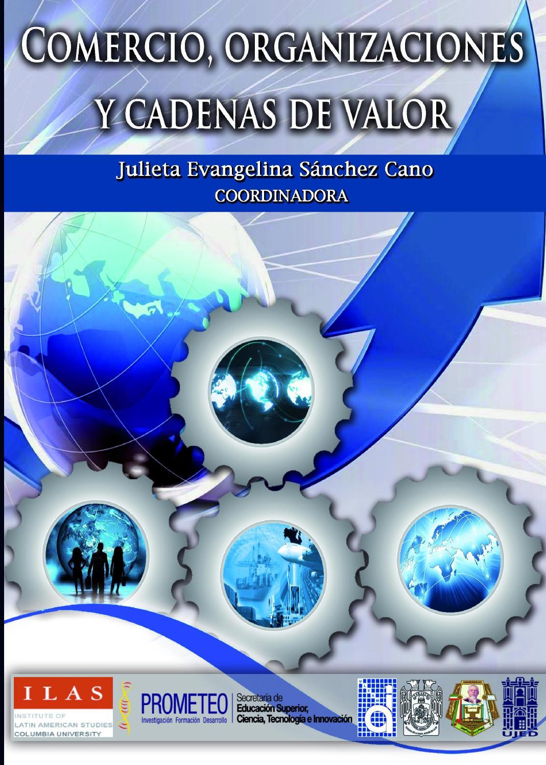 Cadenas De Carlos Valor Organizaciones Libro Martinez Y Comercio By 0PwnOk