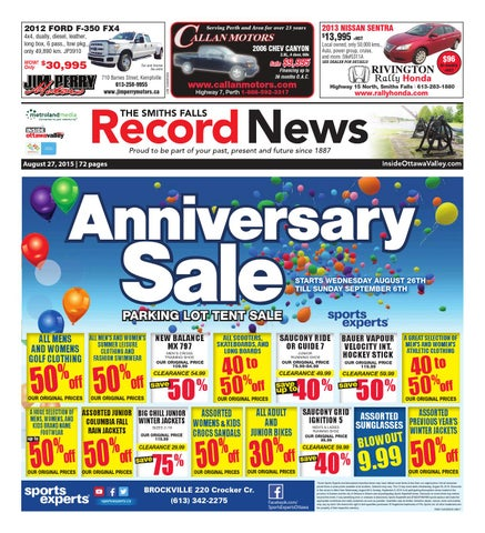Smithsfalls082715 by metroland east smiths falls record news issuu page 1 fandeluxe Choice Image