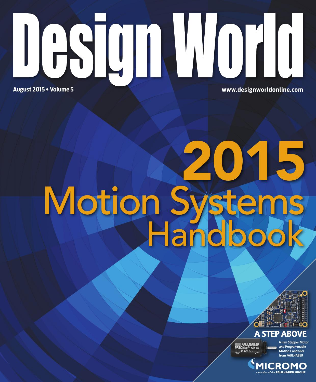 2015 Motion Systems Handbook By Wtwh Media Llc Issuu Motor Additionally Bodine Electric Wiring Diagram Also Thermal