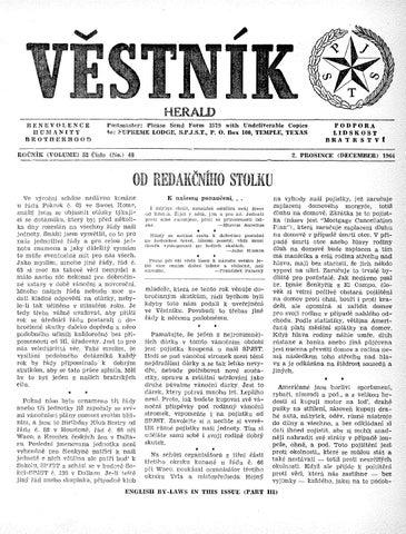08c73a8dd Vestnik 1964 12 02 by SPJST - issuu