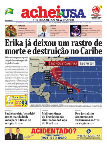 d2270f021f7c4 AcheiUSA 572 by AcheiUSA Newspaper - issuu