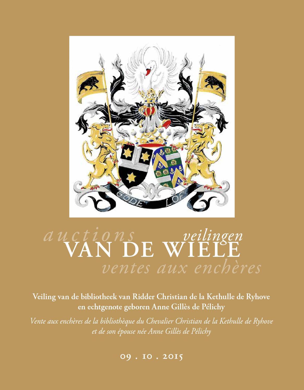 4bcb810b62c739 Catalogue auction 10-11 March 2017 by Uitgeverij Van de Wiele - issuu