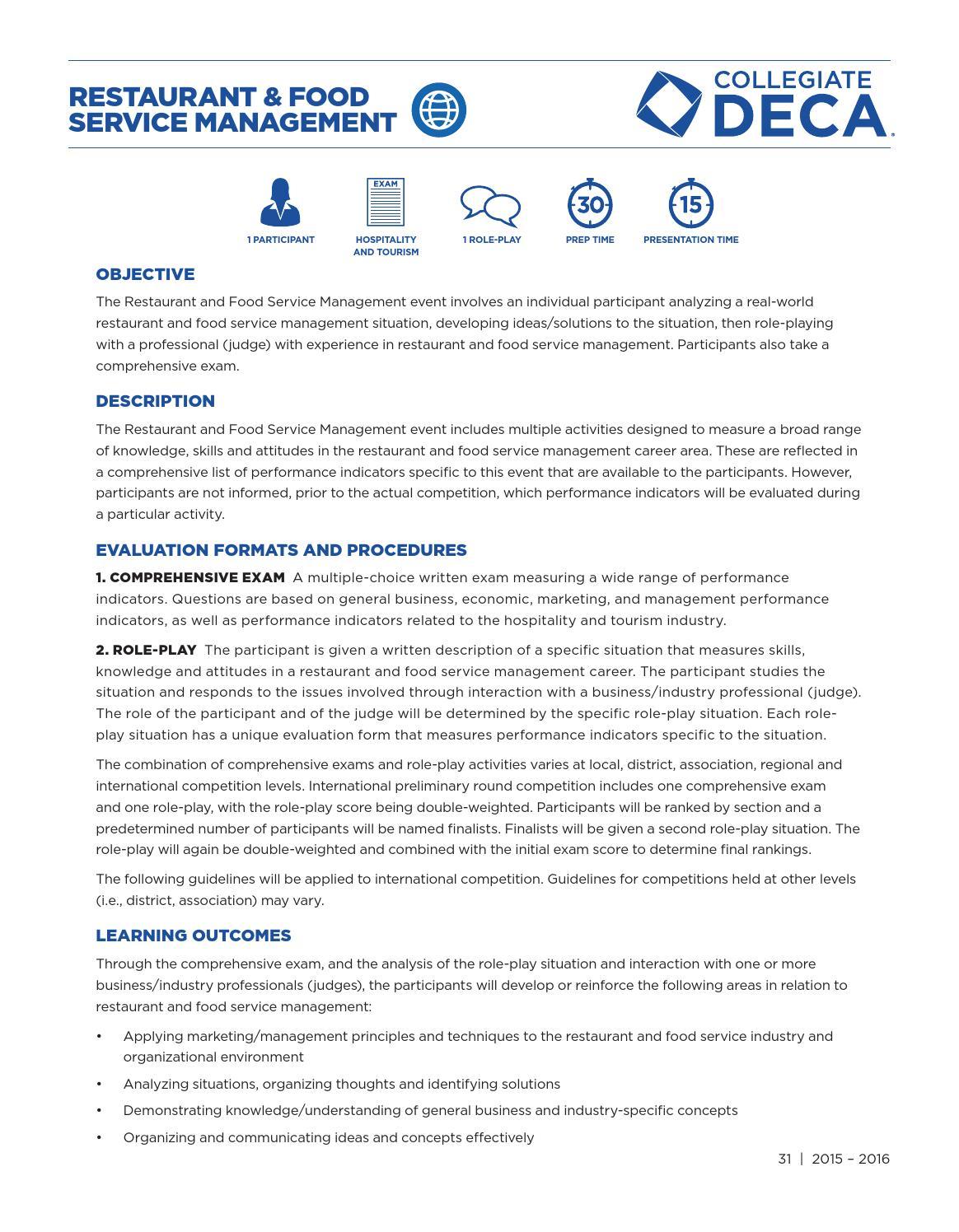 Collegiate DECA Guide 2015-16 by DECA Inc  - issuu