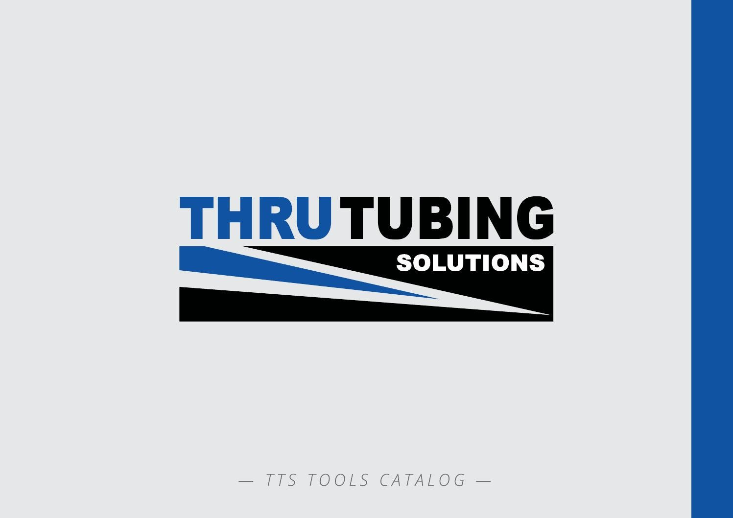 Coiled Tubing Bad Day : Thru tubing catalog by johana pardo issuu