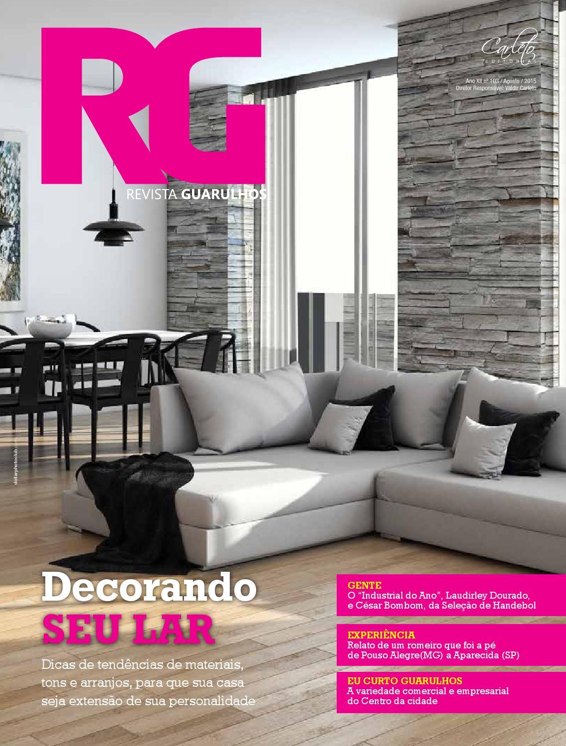 Revista RG - Edição 103 by Carleto Editorial - issuu bda03787df