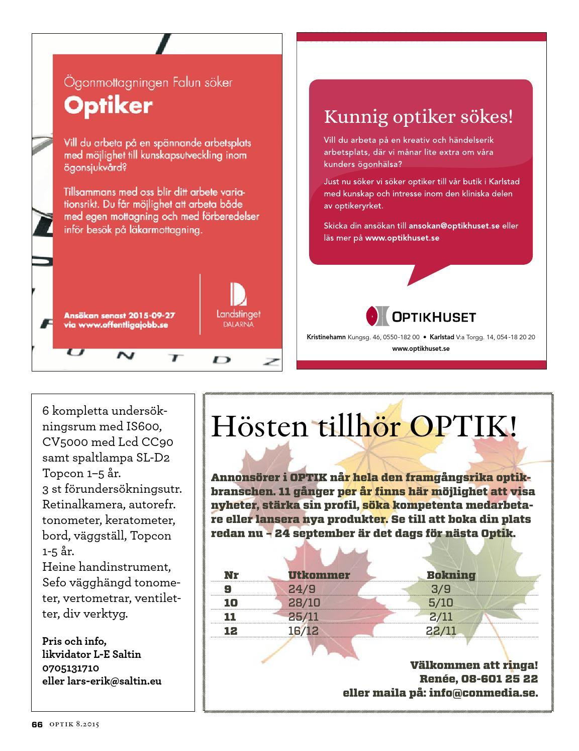 867e5cdbbb19 Optik 8 15 ny by OPTIK - issuu