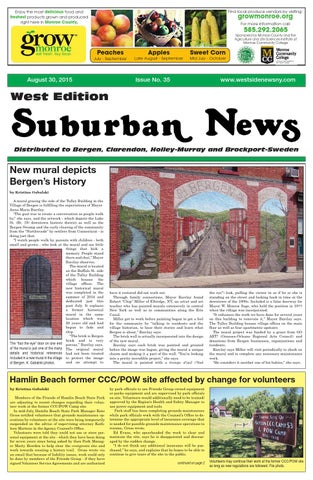 Suburban News West Edition August By Westside News Inc - Excel invoice template for mac rocco's online store