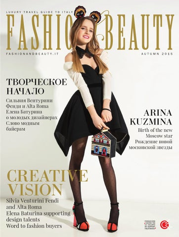 ad3430ad114 Fashion Beauty Italy Autumn 2015 Russian  English by Fashion ...