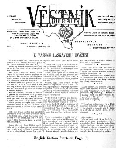Vestnik 1957 03 13 by SPJST - issuu b39f2bd63b