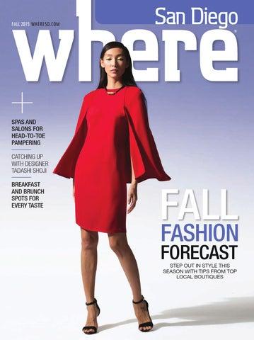 WHERE San Diego Magazine Fall 2015 by SoCalMedia - issuu 22acce976