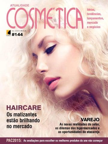 a3751c15d Revista Atualidade Cosmética 144 by cusman123 - issuu