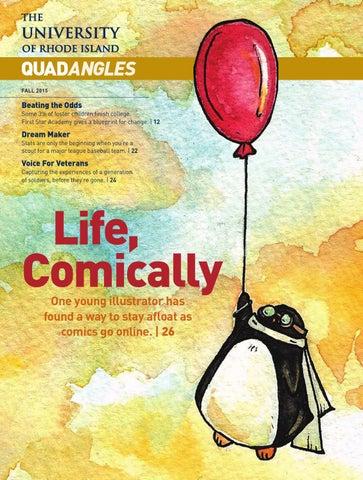 eabfb1195311 URI QuadAngles Fall 2015 by University of Rhode Island - issuu