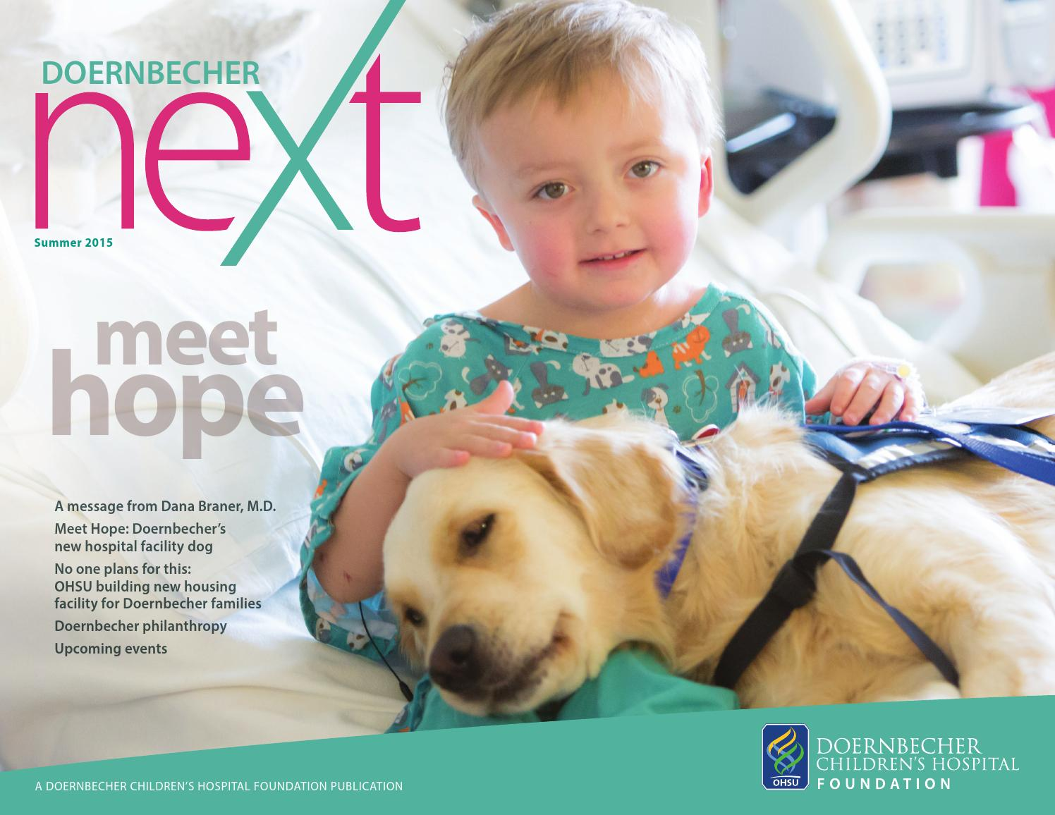 Cool Doernbecher Next Summer 2015 By Ohsu Foundation Issuu Gmtry Best Dining Table And Chair Ideas Images Gmtryco